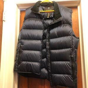 VICTORINOX Navy Puffer Vest- Size XL